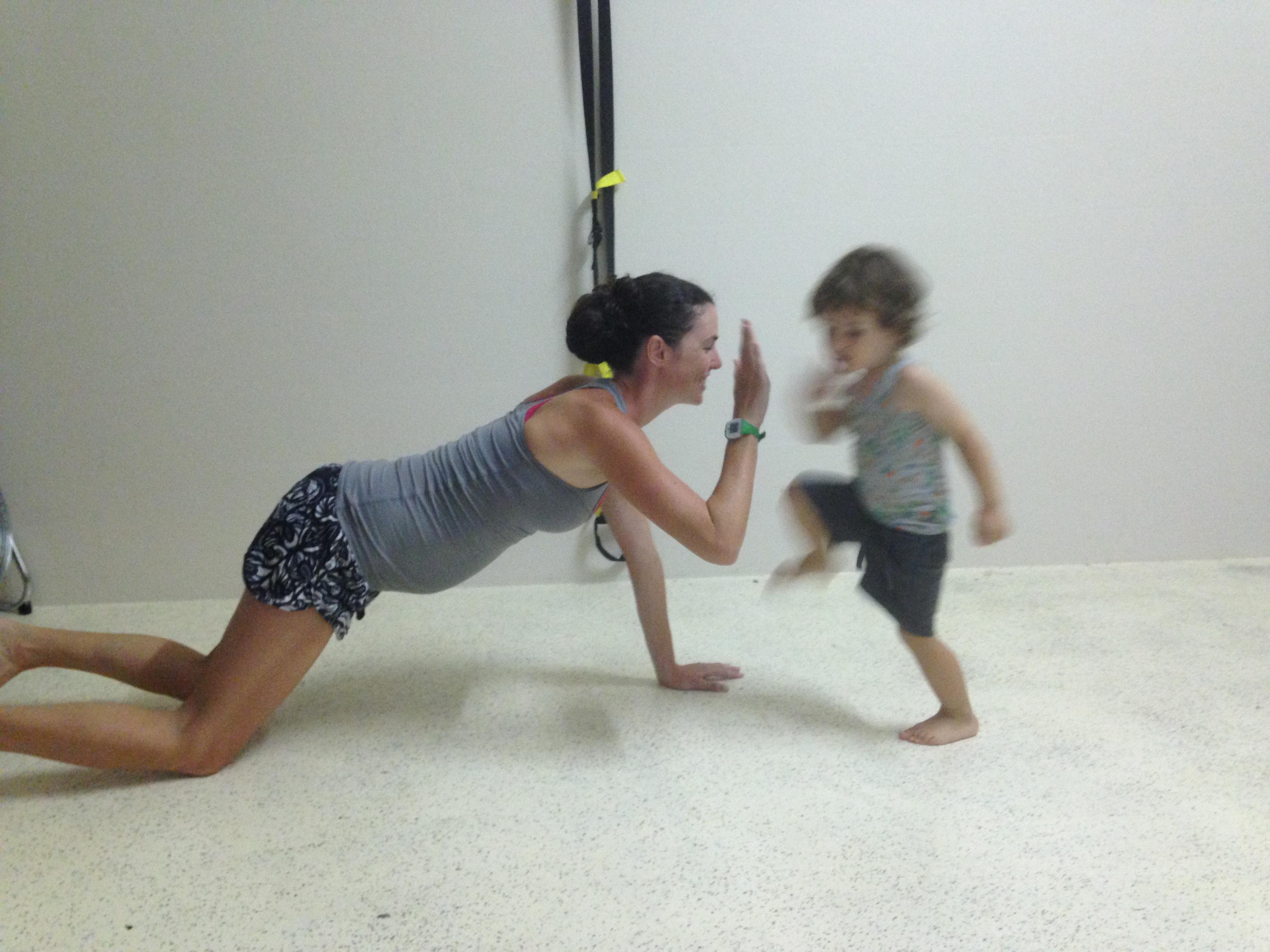 Mum Moves 101 – Posture, Core & Balance